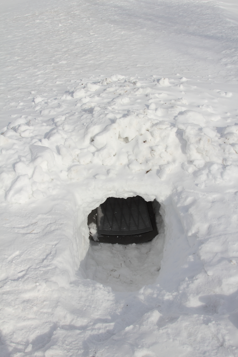 Snow Cave Korpijaakko