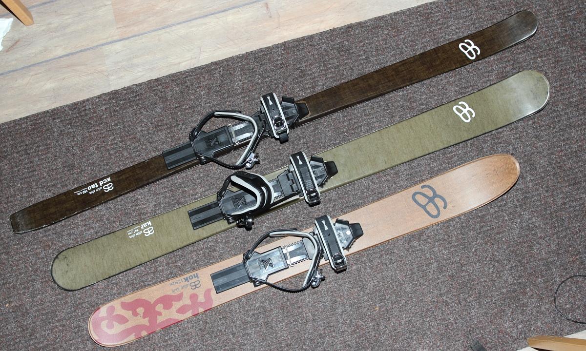 More on the new Altai Hok skis | Korpijaakko