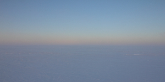 In search of the place where sky and ice become one. (Vatnajökull 2013)